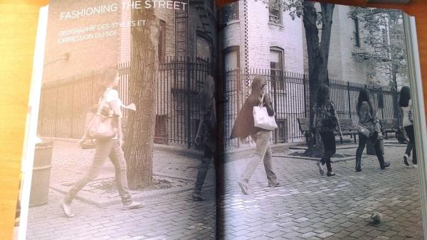 Fashioning the street: géographie des styles et expression du soi