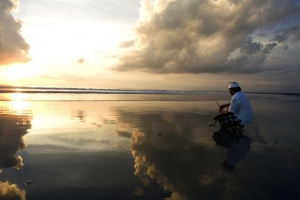 Nyepi, Bali. Luxe, calme...